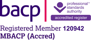 FAQs & Fees. BACP Accredited Logo
